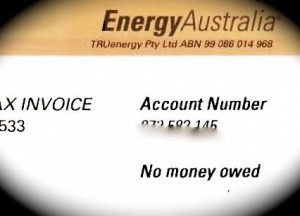 Solar wiped out our bill