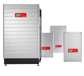 Sunways NT and PT range of high efficiency German inverters